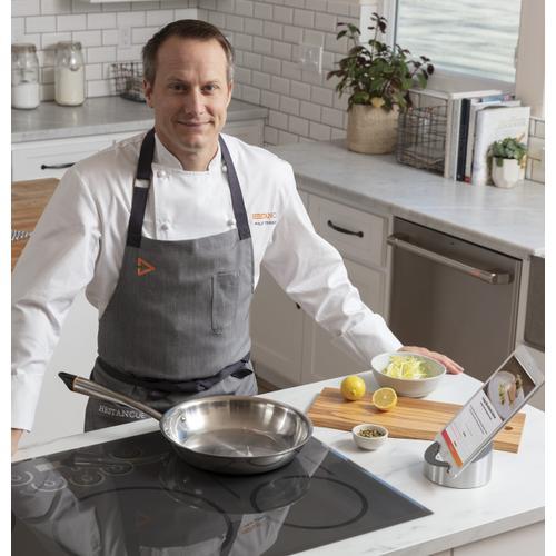 """Cafe - Café™ 36"""" Smart Touch-Control Induction Cooktop"""