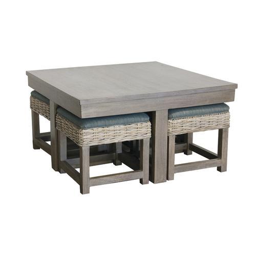 Capris Furniture - 752 Hassock Table