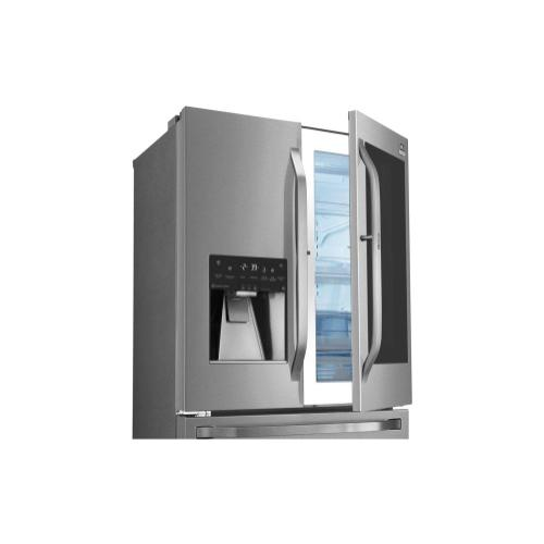 LG STUDIO 24 cu. ft. Smart wi-fi Enabled InstaView™ Door-in-Door® Counter-Depth Refrigerator