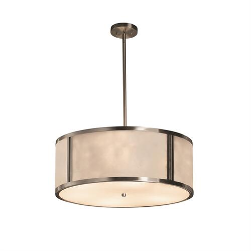 "Tribeca 24"" Drum Pendant"