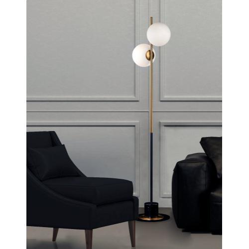 Vesper 2-Light Floor Lamp