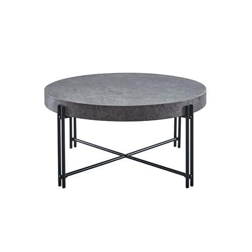 Morgan Round Cocktail Table