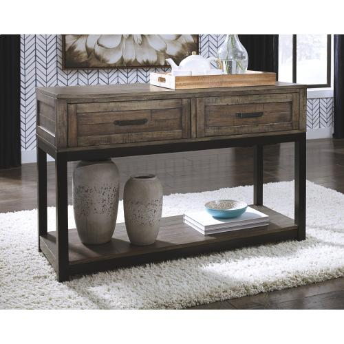 Johurst Sofa/console Table