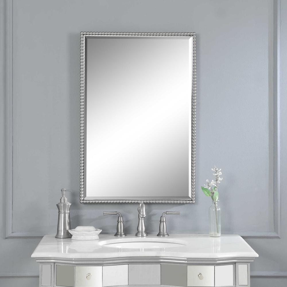 See Details - Sherise Vanity Mirror