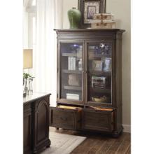 See Details - Belmeade - Bookcase - Old World Oak Finish