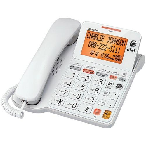 Corded Phone with Answering System & Large Tilt Display