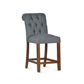 Benson Upholstered Counter Chair