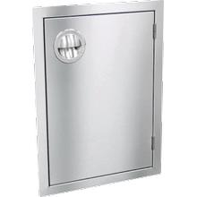 """Single Door 20"""" Vertical"""