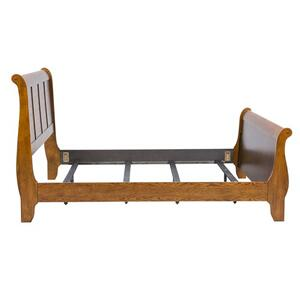 Liberty Furniture Industries - King Sleigh Headboard & Footboard (RTA)