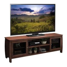 """See Details - Curve 76"""" Console, Spiced Rum"""