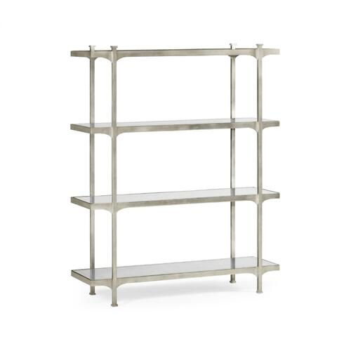 glomise & Silver Iron Four Tier- tag re