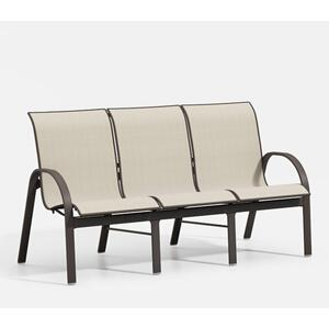 Low Back Sofa - Padded Sling