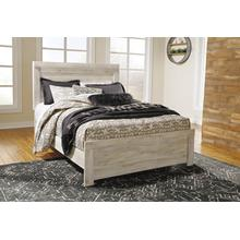 Bellaby Queen Panel Footboard