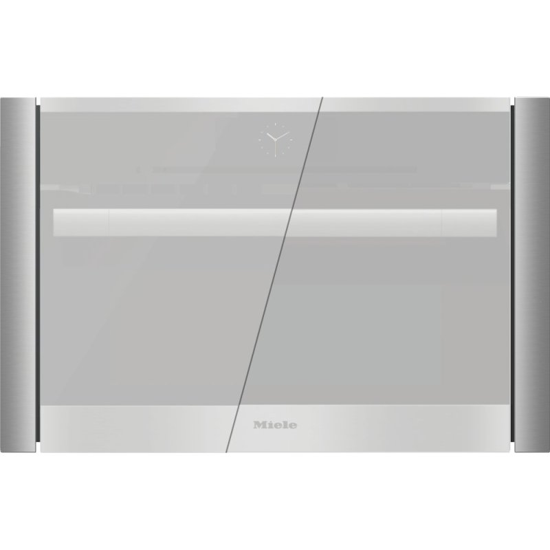 """EBA 6707 - Trim kit for 27"""" niche for installation of a speed oven/steam oven with 24"""" width x 18"""" height"""