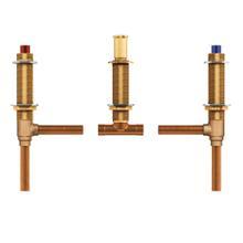 "Moen Two handle roman tub valve adjustable 1/2"" CC connection"