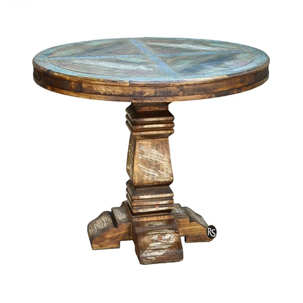 "See Details - Cabana 50"" Round Pedestal Table"