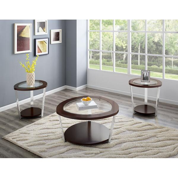 Duncan 3-Piece Occasional Set (Cocktail & 2 End Tables)