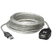 USB 2.0 Active Extension Cable, 16ft