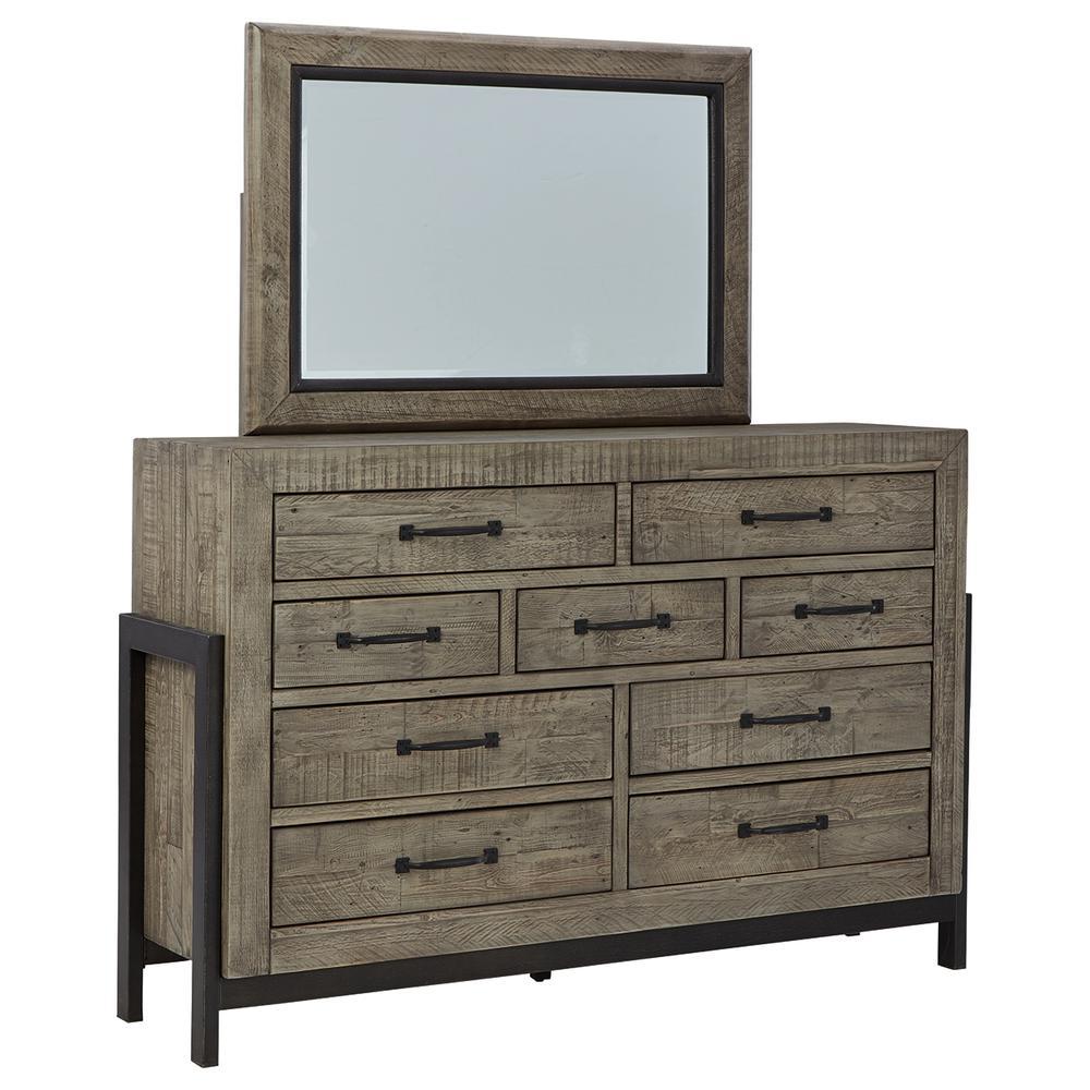 Brennagan Dresser and Mirror