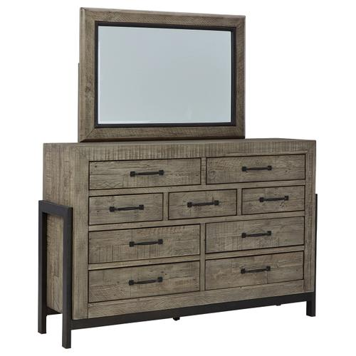 Brennagan Dresser and Mirror