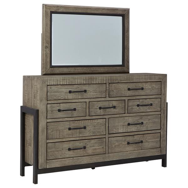 See Details - Brennagan Dresser and Mirror