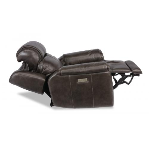 Product Image - Kingsley Power Recliner with Power Headrest & Lumbar