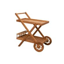 OUTDOOR BEVERAGE CART