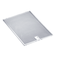 Grease filter Metal 393x278,5x9 - Grease filter Made from high-quality stainless steel.