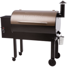 Texas Elite Pellet Grill 34