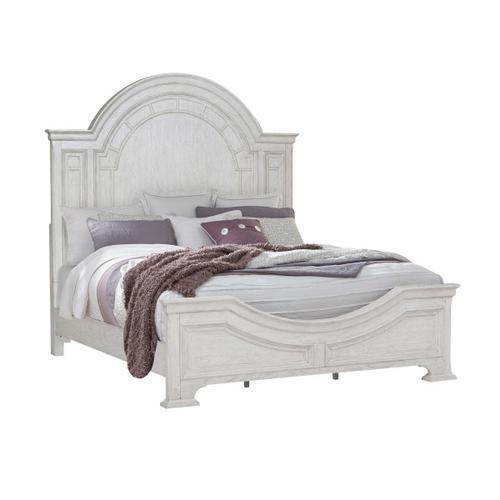 Pulaski Furniture - Glendale Estates Queen / King Panel Bed Side Rails
