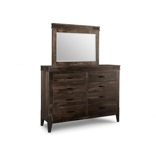 Handstone - Chattanooga 8 Drawer High Dresser