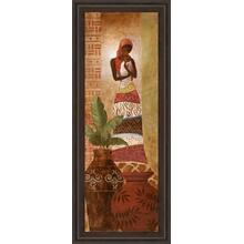 """Tribal Mother Il"" Framed Print Wall Art"