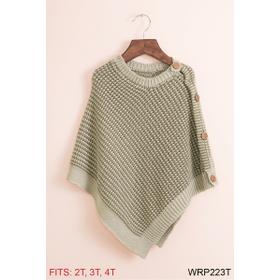 Watson Button Wrap - Toddler (6 pc. ppk.)