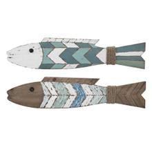 Rutliff Wood Fish - Ast 2