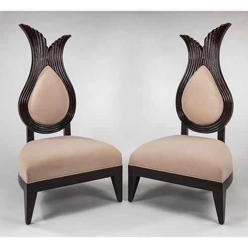 "Artmax - Upholstery Chair 29x29x55"""