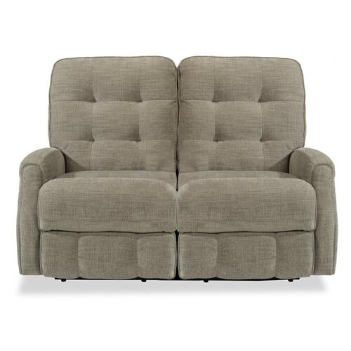 Devon Power Reclining Loveseat