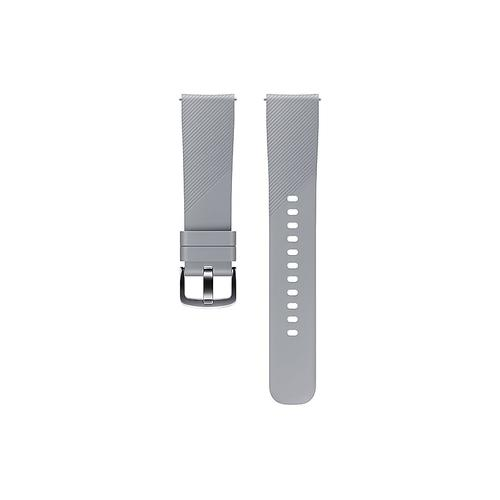 Silicone Band (20mm) Gray