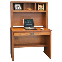 Mission 39inch Desk Hutch