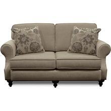 Layla Loveseat with Nails