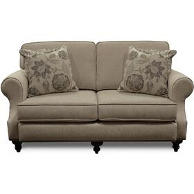 5M06N Layla Loveseat with Nails