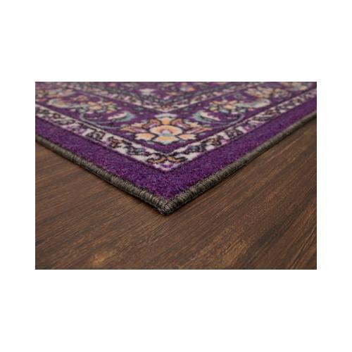 Mohawk - Shenandoah, Purple- Rectangle