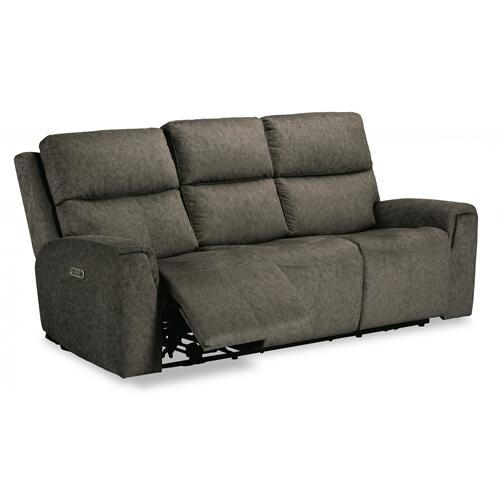Jarvis Power Reclining Sofa with Power Headrests