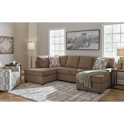 See Details - 2080 Two Piece Sectional with Chaise