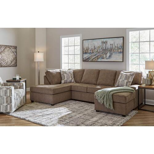 Gallery - 2080 Two Piece Sectional with Chaise