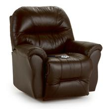 Bodie Leather Match Recliner