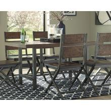 Rectangular Dining Room Table and 6 stools