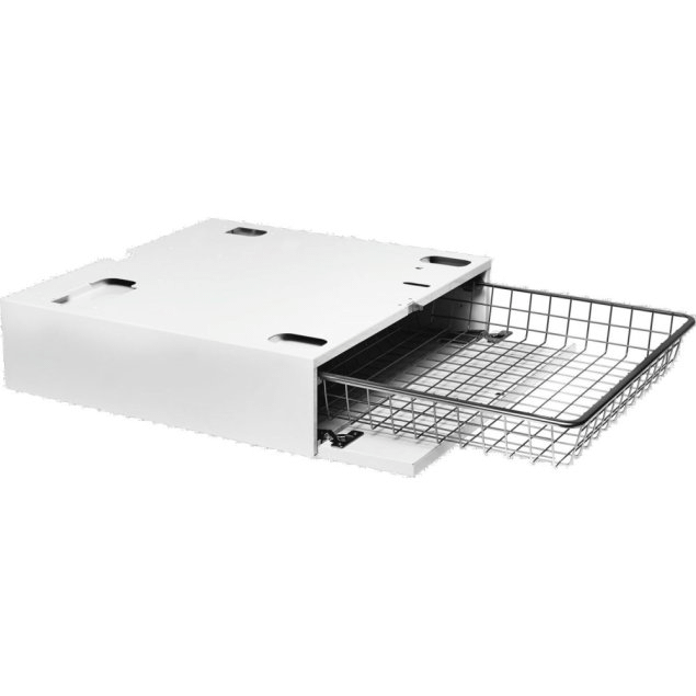 Asko Pull-Out Basket - White