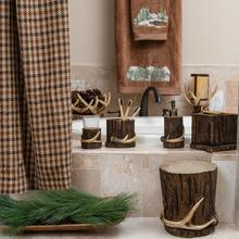 See Details - Antler 9 PC Bath Accessary and Joshua Towel Set
