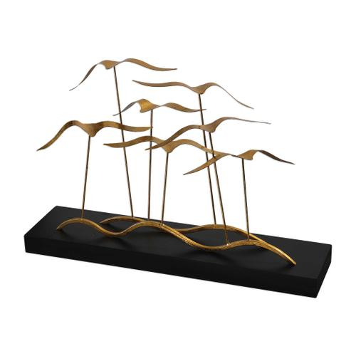 Product Image - Flock of Seagulls Sculpture