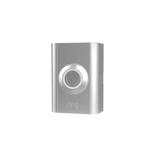 Interchangeable Faceplate (for Ring Video Doorbell 2) - Gold Metal